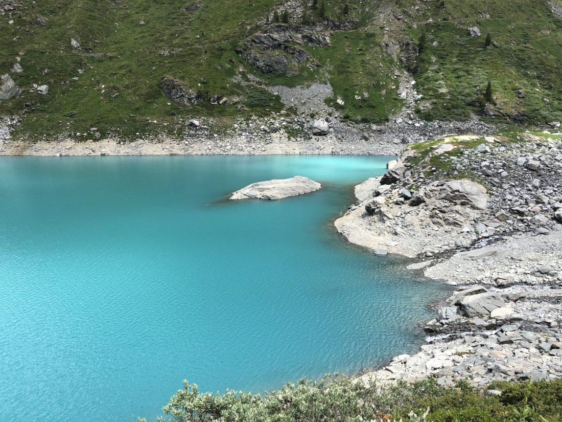 Lac de Moiry Grimentz